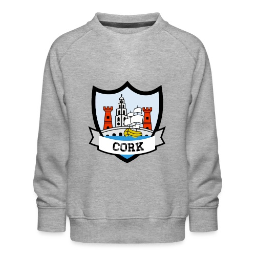Cork - Eire Apparel - Kids' Premium Sweatshirt