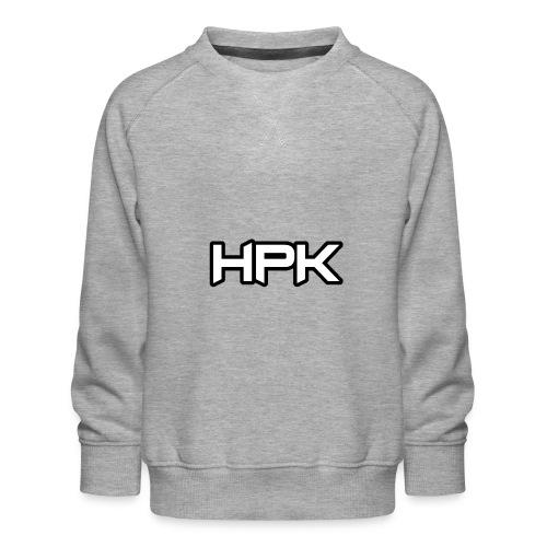 Het play kanaal logo - Kinderen premium sweater