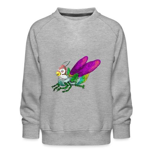 Chicken-Hopper - Kids' Premium Sweatshirt