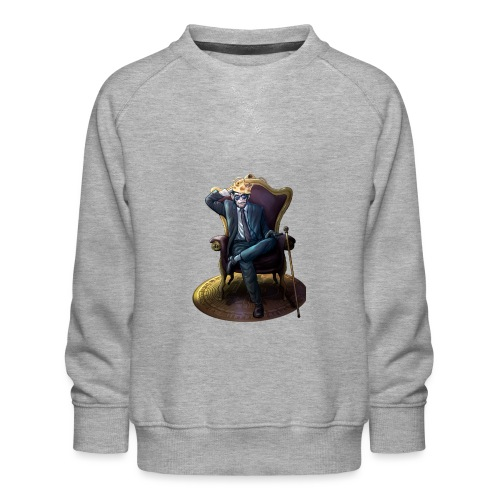Bitcoin Monkey King - Gamma Edition - Kinder Premium Pullover