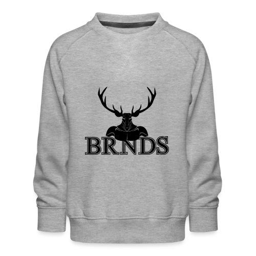 BRNDS - Felpa premium da bambini