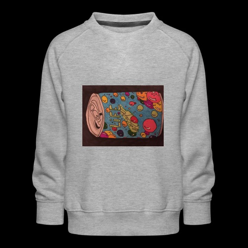 7AABC614 53CA 4156 B765 D9FBF5B8E496 - Børne premium sweatshirt