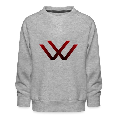 English walaker design - Kids' Premium Sweatshirt