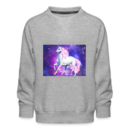 Magical unicorn shirt - Kids' Premium Sweatshirt