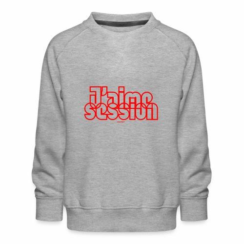 J'aime Session - Kinderen premium sweater