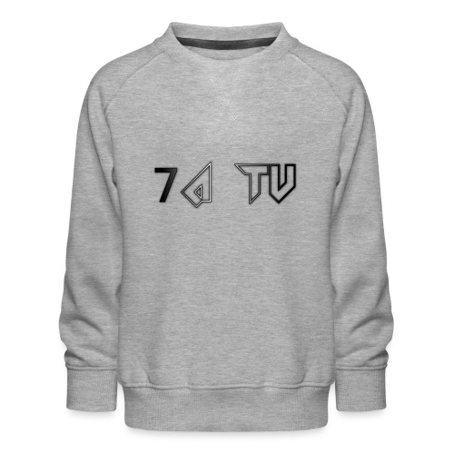 7A TV - Kids' Premium Sweatshirt