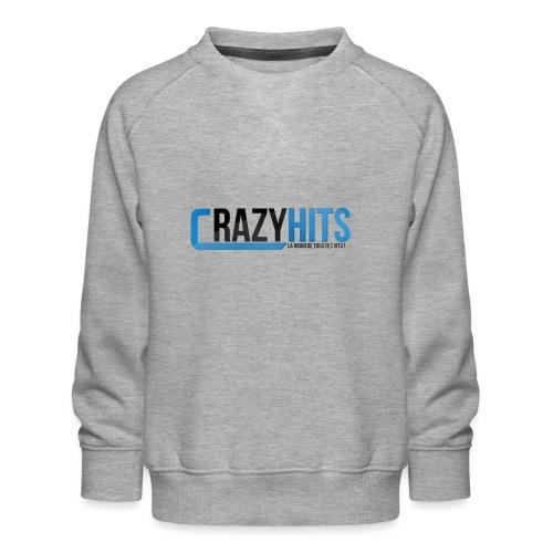 CrazyHIT - Sweat ras-du-cou Premium Enfant