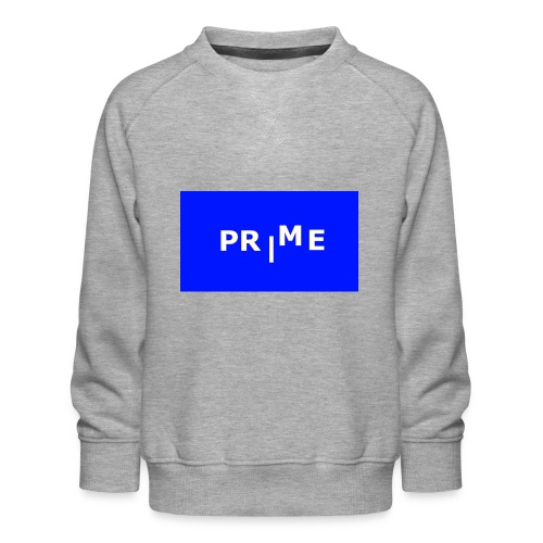 PR|ME - Premiumtröja barn