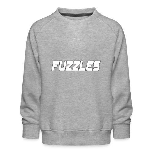 fuzzles - Kids' Premium Sweatshirt