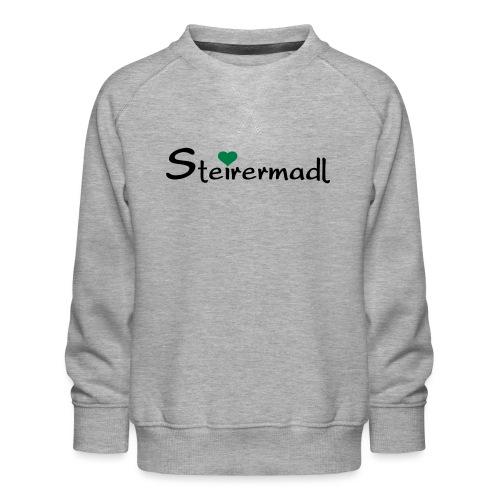 Steirermadl - Kinder Premium Pullover