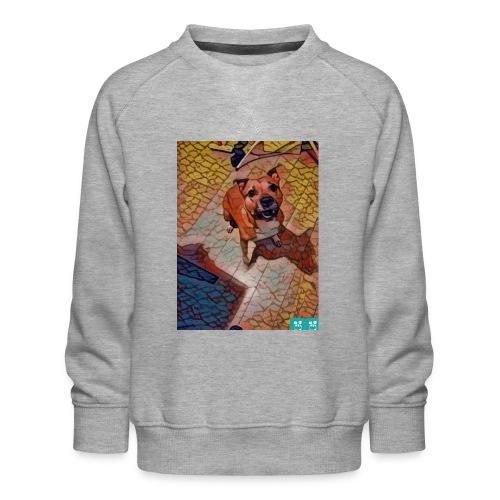 Foxy in kleur - Kinderen premium sweater