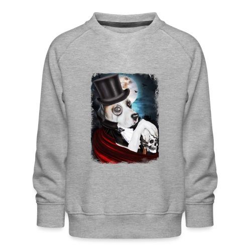 Gothic Dog #2 - Felpa premium da bambini
