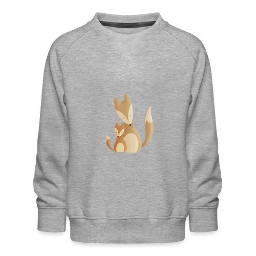 Fuchsliebe - Kinder Premium Pullover