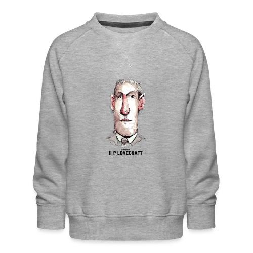 H. P. Lovecraft (Cthulhu) - Kinder Premium Pullover
