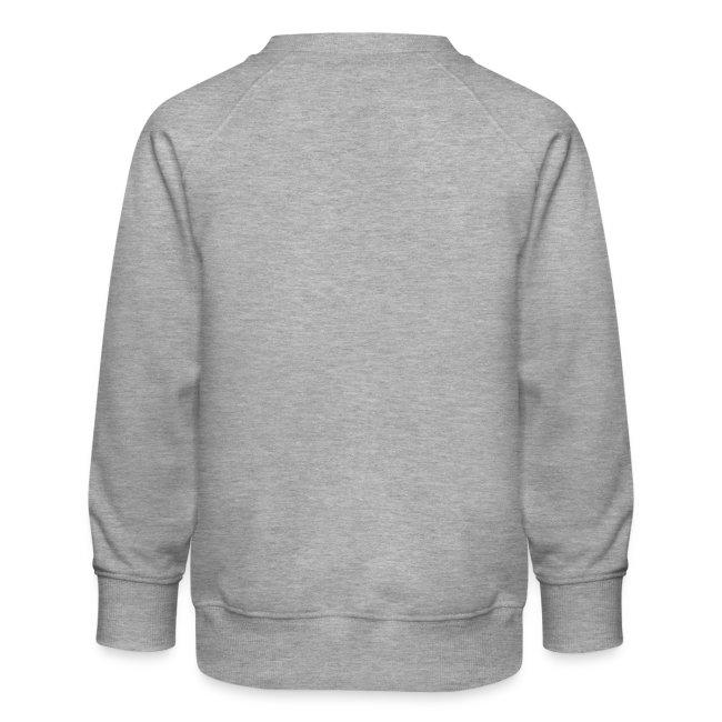 Vorschau: ana vo uns zwa is bleda ois i - Kinder Premium Pullover