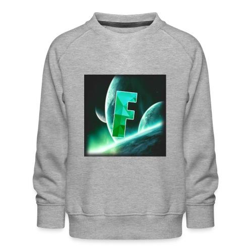 Fahmzii's masterpiece - Kids' Premium Sweatshirt