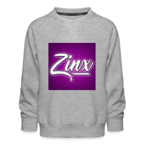 Zinx Merch - Kids' Premium Sweatshirt