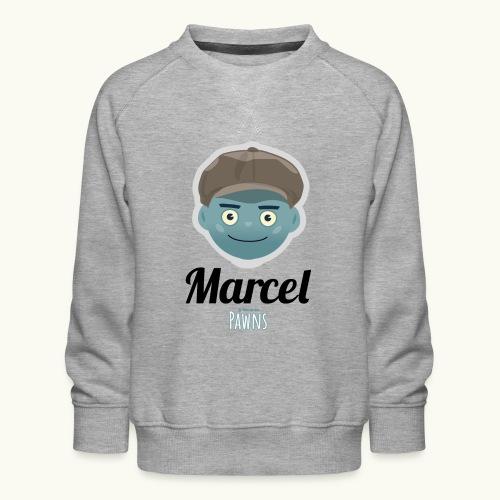 Marcel (Le monde des Pawns) - Sweat ras-du-cou Premium Enfant