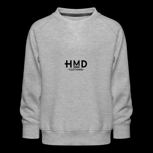 Hmd original logo - Kinderen premium sweater