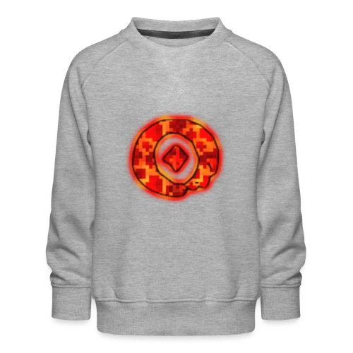 Omega O - Kids' Premium Sweatshirt