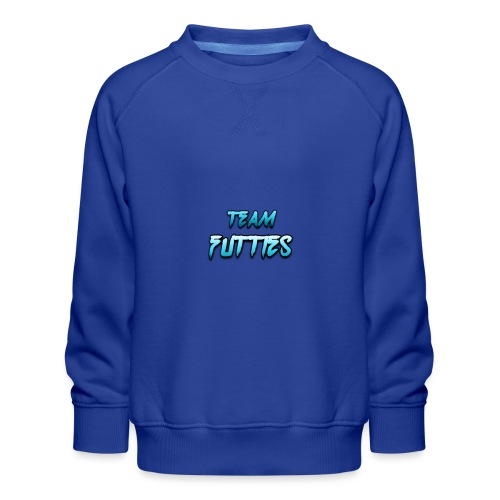 Team futties design - Kids' Premium Sweatshirt