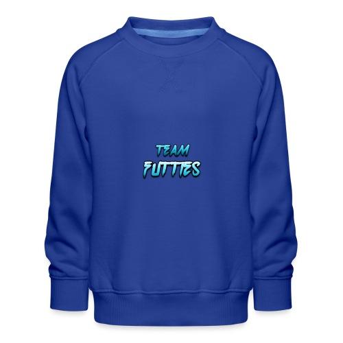 Team futties design - Kids' Premium Sweatshirt