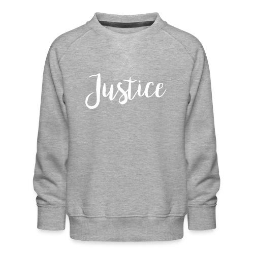 06 Justice - Kinder Premium Pullover