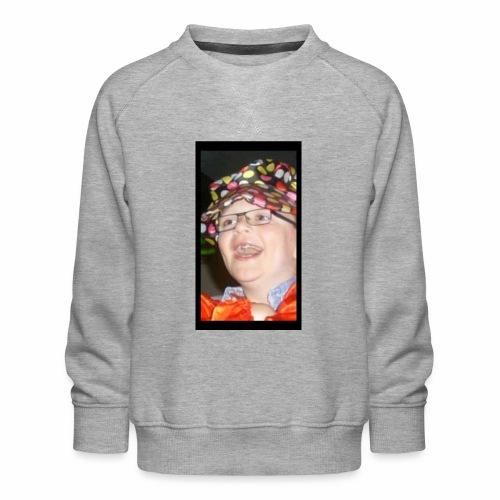 sean the sloth - Kids' Premium Sweatshirt