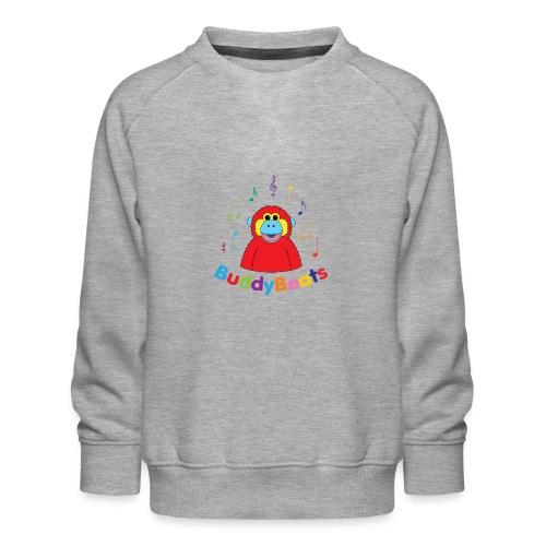 BuddyBeats - Kids' Premium Sweatshirt