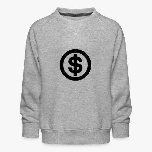 marcusksoak - Børne premium sweatshirt