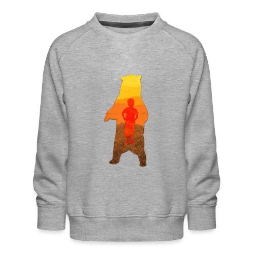 De Berenjongen - Kinderen premium sweater