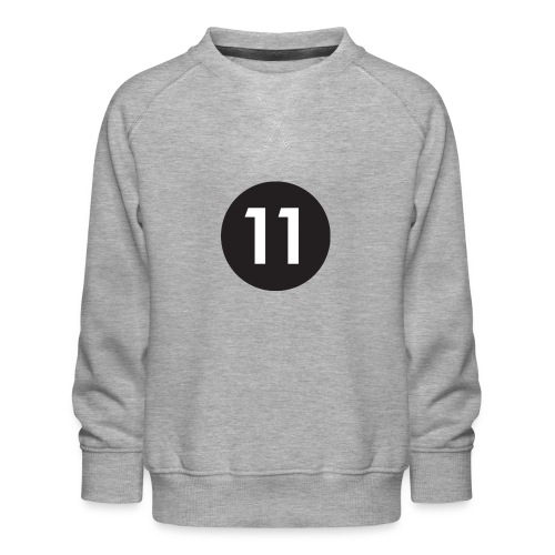 11 ball - Kids' Premium Sweatshirt
