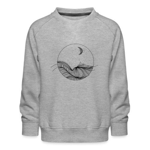 Wegdromen - Kinderen premium sweater