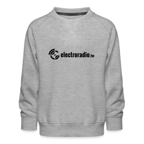 electroradio.fm - Kids' Premium Sweatshirt