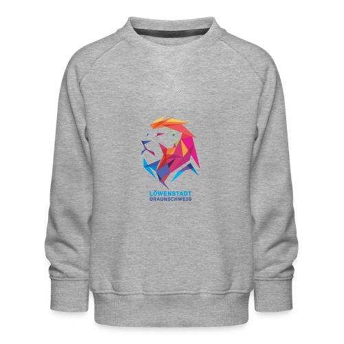 Löwenstadt Design 7 - Kinder Premium Pullover