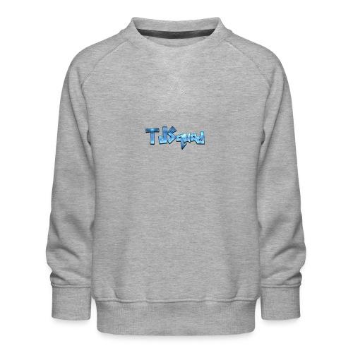 TJ SQUAD MERCH!!! - Kids' Premium Sweatshirt
