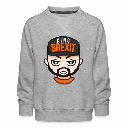 KingB - Kids' Premium Sweatshirt