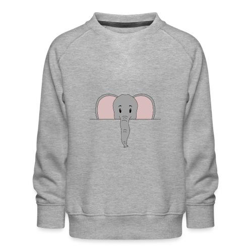 Elefant Marvin - Kinder Premium Pullover