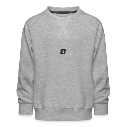 Kids Hooodie (LOGO ON FRONT) - Kids' Premium Sweatshirt