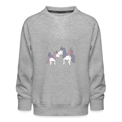 Little Unicorn - Kinder Premium Pullover
