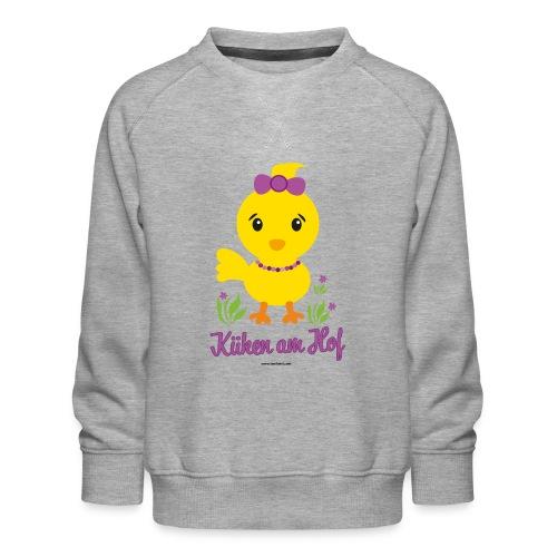 Ostern für kleine Mädchen - Kinder Premium Pullover