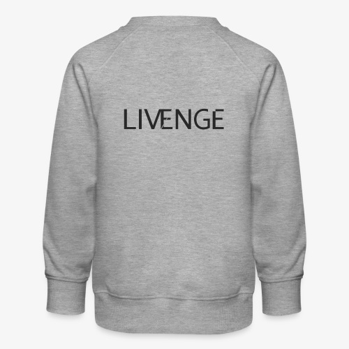 Livenge - Kinderen premium sweater