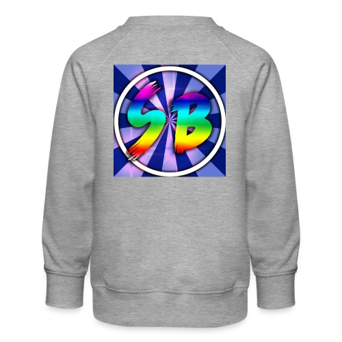 ScooterBros On Yt This Is Our Merch - Kids' Premium Sweatshirt