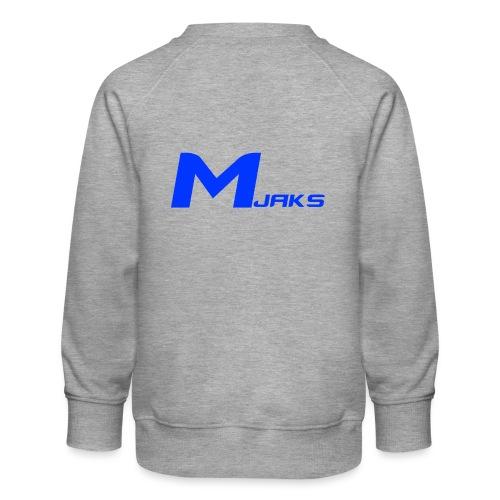 Mjaks 2017 - Kinderen premium sweater