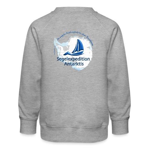 segelexpedition antarktis3 - Kinder Premium Pullover