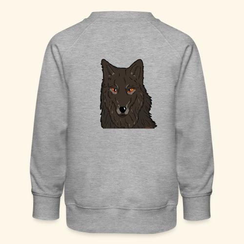 HikingMantis - Børne premium sweatshirt