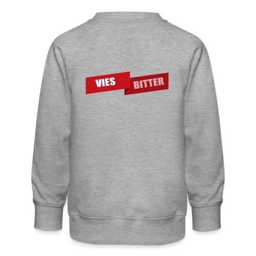 Vies Bitter - Kinderen premium sweater