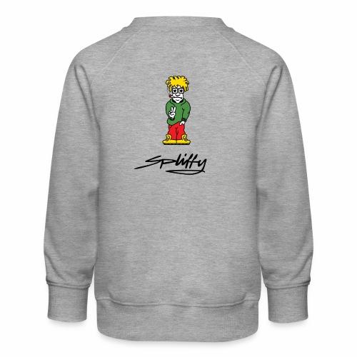 spliffy2 - Kids' Premium Sweatshirt