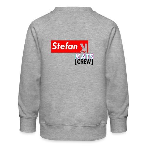 Stefan Sup - Bluza dziecięca Premium