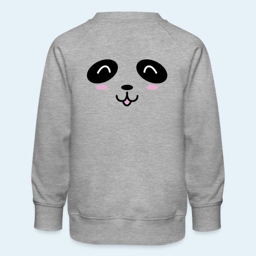 Cachorro panda (Cachorros) - Sudadera premium para niños y niñas